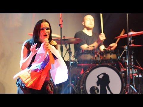 "Tarja ""The Living End"" Live at Majestic Music Club, Bratislava, Slovakia"