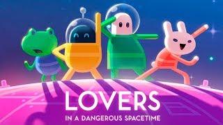 Salvemos a los conejos espaciales - Lovers in a dangerous spacetime (Switch) Naishys y DSimphony