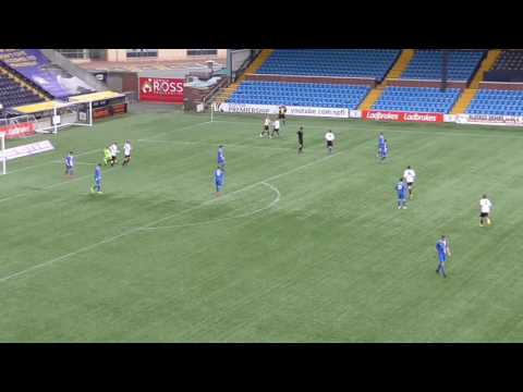 16 10 16 Billy Gilmour Goal v Kilmarnock