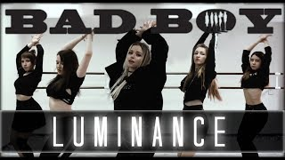 Red Velvet 레드벨벳 — 'Bad Boy' dance cover by Luminance