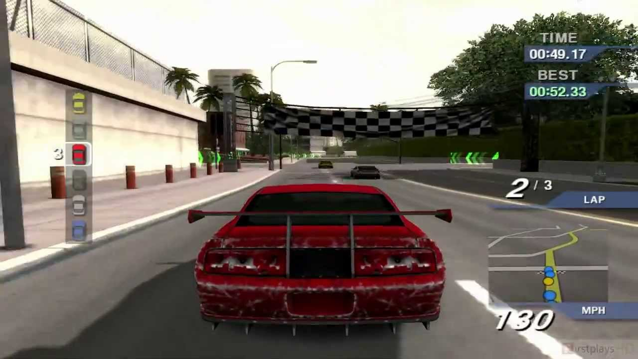 Ford Street Racing (2006) [Full][PC][Mega]