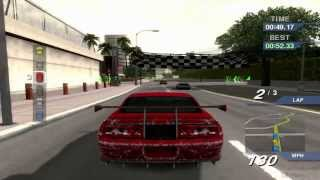Ford Street Racing PC Gameplay 1080P