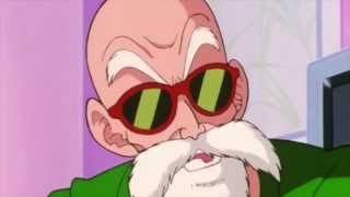 Tfs (team Four Star): Master Roshi's Submarine The Uss M'dick (first 2 Scenes Only)