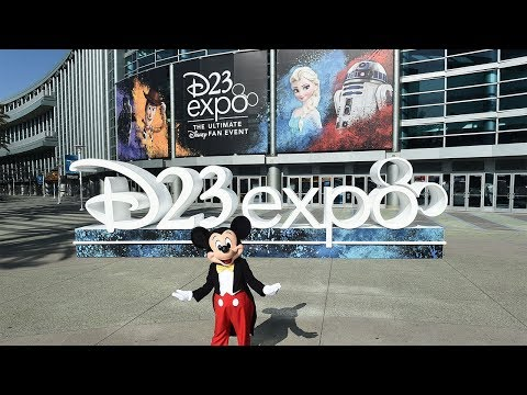 RAW: 2019 class of Disney Legends inducted at D23 Expo | ABC7