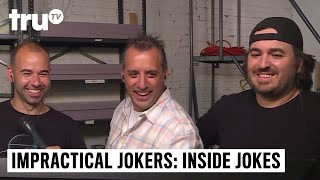 Impractical Jokers: Inside Jokes - Sal's Swan Dive | truTV
