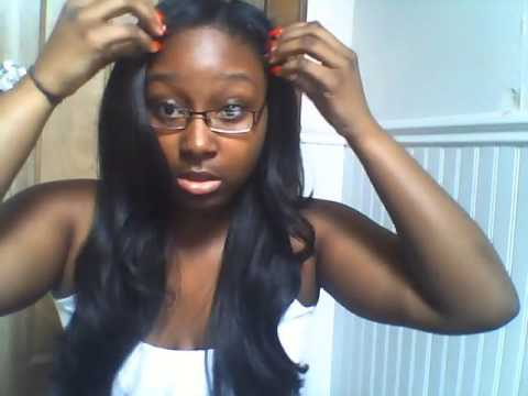 Cheap remy hair weave//CC Hair Extensions