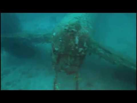 PBM Mariner found at Kwajalein
