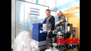 видео Винтовой компрессор Ceccato CSM 10/8 BX-500 Maxi (арт. 4152002377)