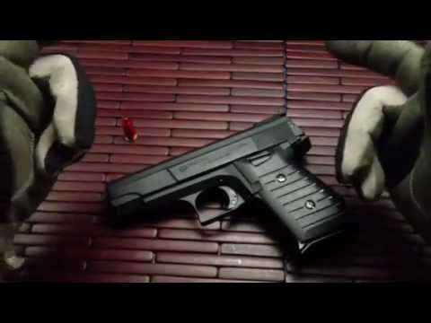 Jimenez Arms  9mm Disassembly