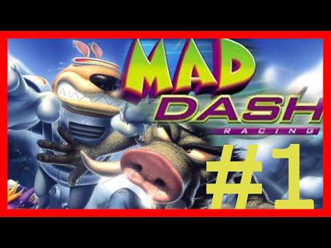 Mad Dash Racing: Level 1 - Tiki Village