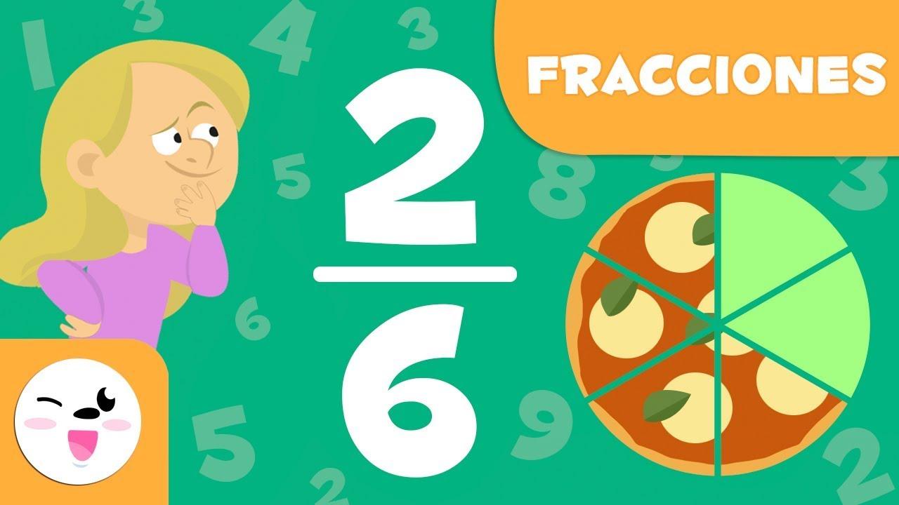 Fracciones para ni os aprende las fracciones con pizza - Dibujos de pared para ninos ...