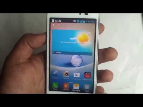 LG Optimus LTE TAG F120K Hard Reset
