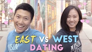 ASIANS vs WESTERN: How They Date