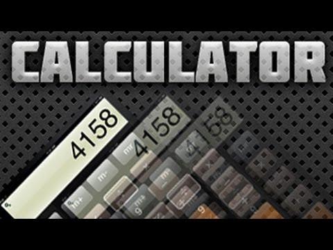 Calculator Program PRANK! WITH 3 LINES OF CODE