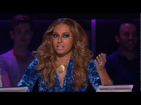 Samantha Jade - Everytime (Britney Spears) The X Factor Australia 2012 01-10-2012 (HQ)
