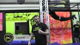 Lache | Hybrid Ninja Academy | Patrick Hall