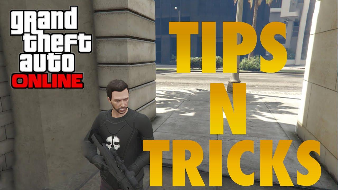 Gta Online Tips
