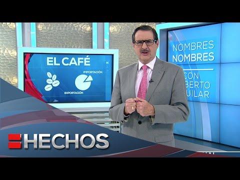 Nombres, nombres - El consumo de café en México