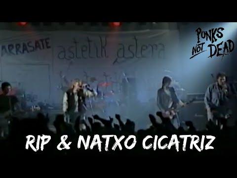 RIP & NATXO CICATRIZ - Mondra - (Arrasate, Euskal Herria, 22–3–1991)