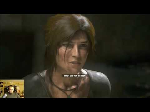 Aaron Plays Rise of the Tomb Raider #5 WHAT A TWIST
