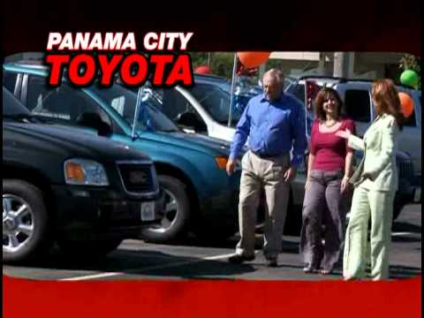 Low Prices on Pre-Owned Florida Cars at Panama City Toyota