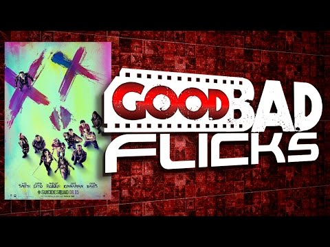 Suicide Squad - Movie Review by GoodBadFlicks