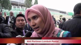 Reaksi Pemimpin Pembangkang Mengenai Bajet 2013 28 9 2012