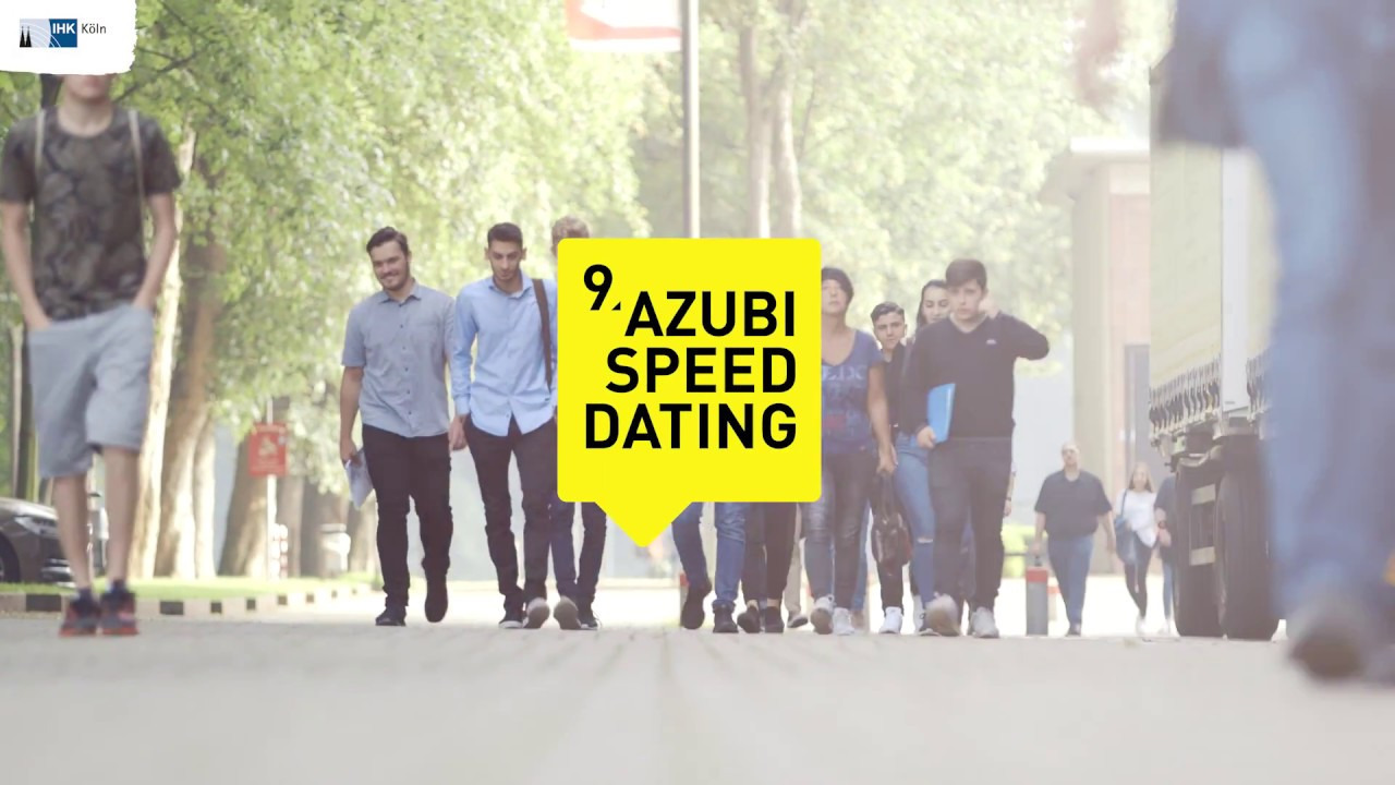 ihk köln azubi speed dating 2018