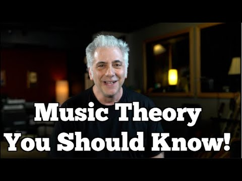 Music Theory Everyone Should Know