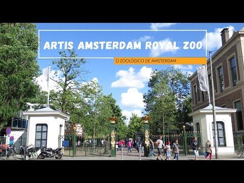 Zoológico de Amsterdam, ARTIS-Amsterdam Royal Zoo
