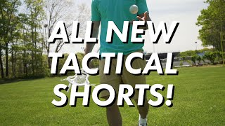 Introducing The Tactical Lacrosse Shorts 2.0