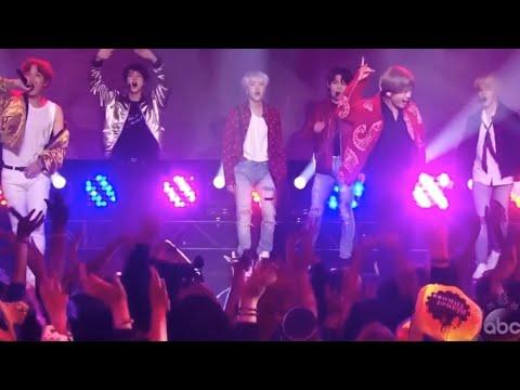 BTS (방탄소년단) - 'Mic Drop' (Live At Dick Clark's New Years Rockin' Eve)