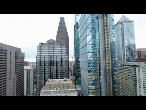 Comcast Technology Center by Drone