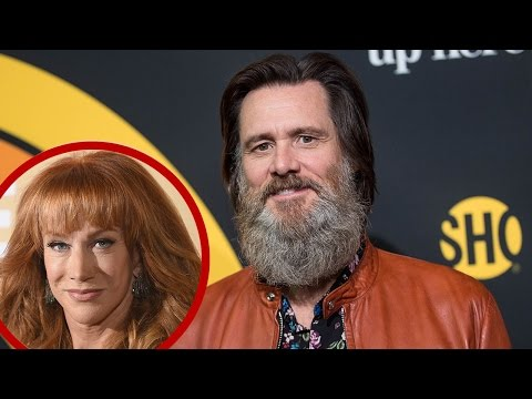 Download Youtube: EXCLUSIVE: Jim Carrey on Kathy Griffin Controversy: Comedians 'Last Line of Defense' Against Trump