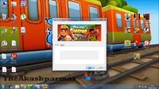 How to play subway surfers on PC with keyboard / arrow keys [Working 2016]
