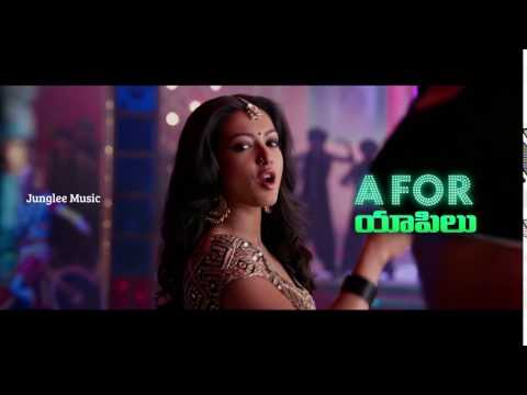 A for Apple Video TeaserJaya Janaki NaayakaBellamkonda SrinivasRakul Preeet Singh
