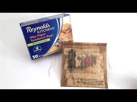 Reynolds Wax Paper Sandwich Bags