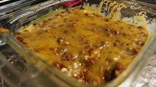 How To Make Cream Cheese Chili Bean Dip