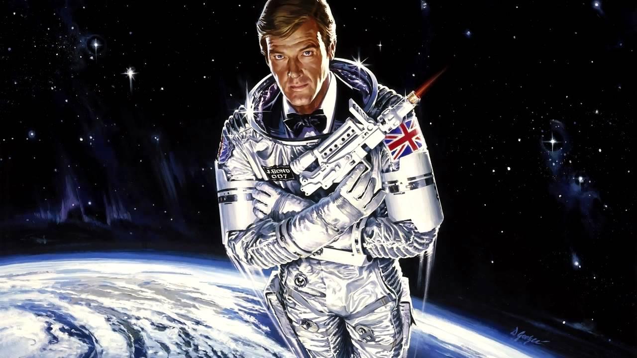 Totally...James Bond - Moonraker (Instrumental) - YouTube