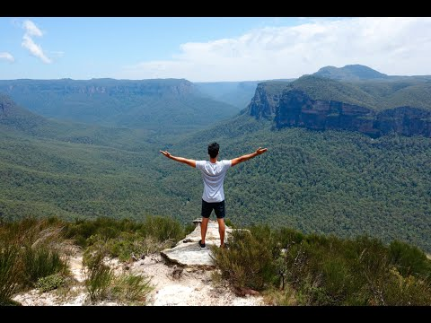 Thumbnail: The Best of the Blue Mountains 4WD Day Tour