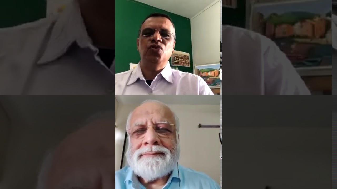 Live Session ft. Mr. Bhaskar Nerurkar & Dr. C H Asrani