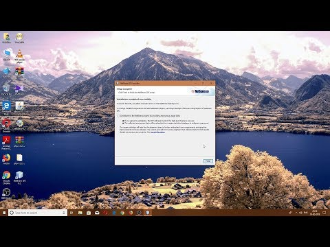 How To Install And Setup NetBeans For PHP, HTML And JavaScript On Windows 10