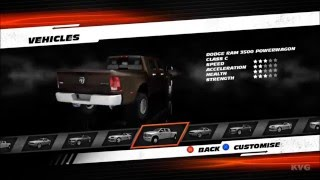 Fast & Furious: Showdown - All Cars | List [HD]
