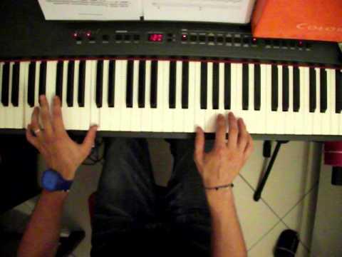 Van Halen Jump Piano Tutorial Youtube