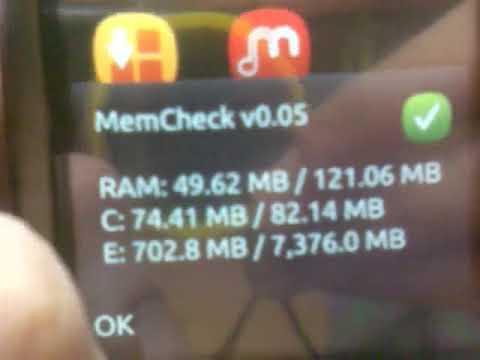 Rockstar Belle v7 for Nokia 5233/5230/5800/5530/n97/x6/c6 - Running on Nokia 5230 (full review)