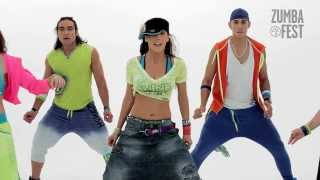 video promocion zumba fest 2013 chile