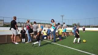 Детский турнир по мини футболу
