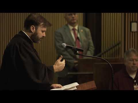 Pastor Rebukes & Warns City Council