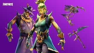 *NEW* Hay Man & Straw Ops Skins in Fortnite Battle Royal | *FUNNY* Epic Moments