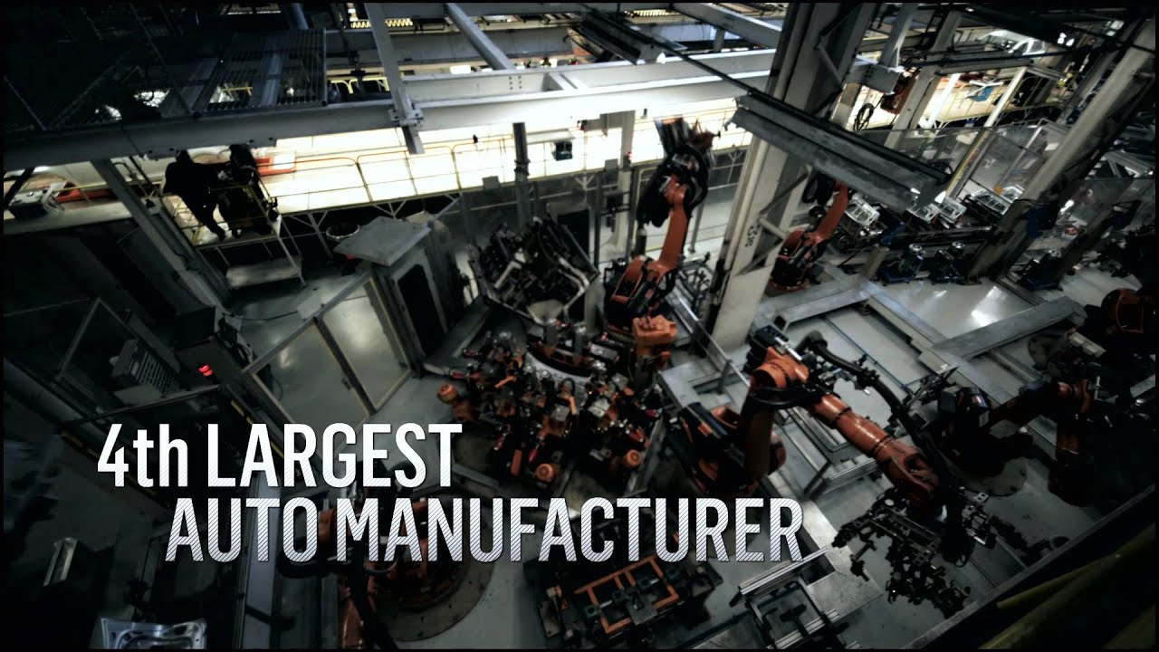 How do they do it automotive industry in mexico youtube for Portant industriel